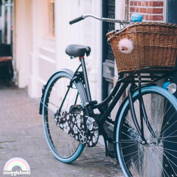 Coco keychain bicycle