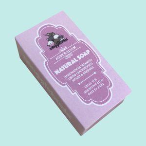 Little Aussie Snugglebuds natural soap