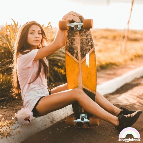 Coco and skater girl