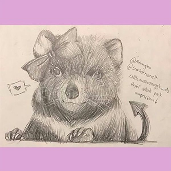 Snugglebuds drawing competition winner